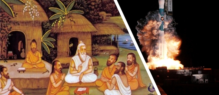 Vedas: A Guide to Advanced Science and Technology