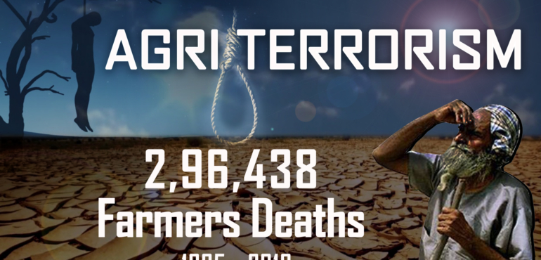 Agri-Terrorism Deliberate Attempts of Destabilizing Agriculture System