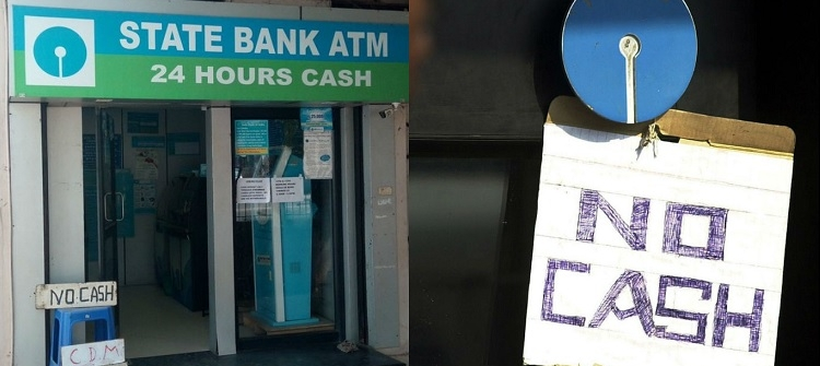 No Cash in ATM- An Unnoticed Scam of Banking Sector!