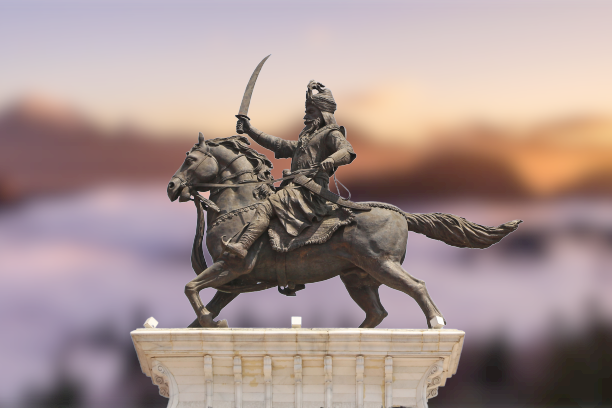 How Maharaja Ranjit of Sikh Kingdom Singh Can Be an Inspiration to Re-building Bharath