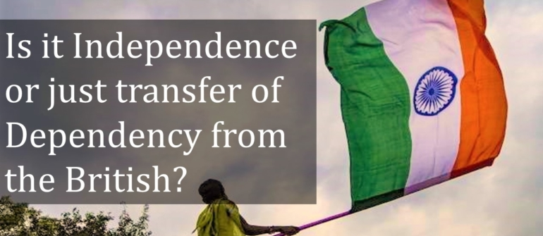 Is India Really Enjoying Independence and Freedom?